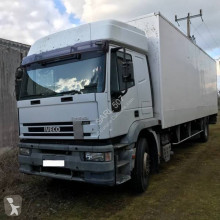 Camion Iveco Eurotech 190E24 fourgon occasion