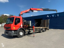 Renault heavy equipment transport truck Premium Lander 380 DXI
