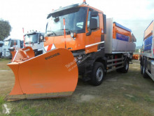 Renault snow plough-salt spreader Kerax 380