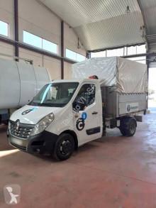 Camión caja abierta Renault Master 130