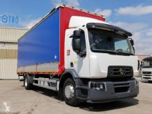 Camion rideaux coulissants (plsc) Renault Gamme D WIDE 320.19 DXI