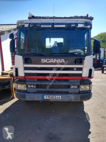 Camion Scania H 113H310 polybenne occasion