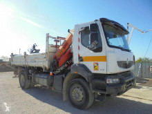 Camion ribaltabile trilaterale Renault Kerax 370.19 DXI