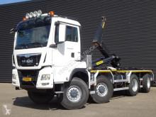 Camion polybenne MAN TGS 41.440