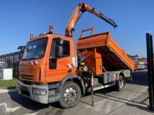 Teherautó Iveco Eurocargo használt billenőkocsi