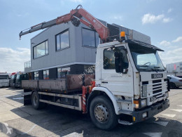 Scania P 93 truck used flatbed