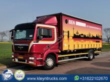 MAN TGM 18.250 truck used tautliner