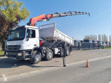 Camion tri-benne Mercedes Actros 4144
