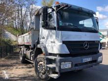 Camion Mercedes Axor 1829 KN ribaltabile bilaterale usato