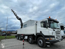 Scania P 380 truck used standard flatbed