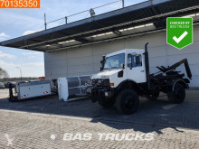 Unimog 1650 L truck used hook arm system