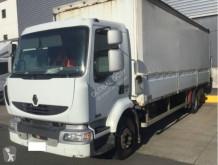 Camion centinato alla francese Renault Midlum