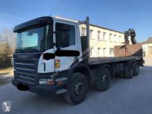 Camião estrado / caixa aberta Scania P 380