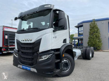 Camion Iveco Stralis X-Way châssis neuf