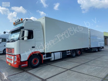 Volvo box trailer truck FH