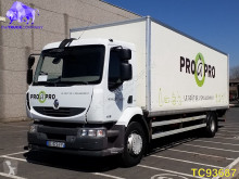 Renault box truck Midlum 300.18