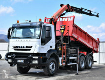 Camión volquete Iveco TRAKKER 360 Kipper 4,70m+PK 13001-KB / 6x4