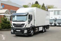 Lastbil Iveco Stralis 460 E6 /Retarder/Kühler/Liege/Lenkac kylskåp begagnad