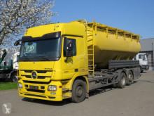 Kamión Mercedes Actros 2544 L6x2 Silo 31.000ltr, Lift Lenk cisterna ojazdený