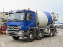 Vrachtwagen beton molen / Mixer Mercedes Actros 3241 B 8x4 Betonmischer Stetter