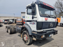 Camion Mercedes 2527 B 10Tons axles telaio nuovo