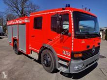 Camión bomberos Mercedes 1325 F Feuerwehr / Firetruck / Pompiers -2000L Tank - Ziegler Pump