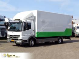Mercedes box truck Atego 816