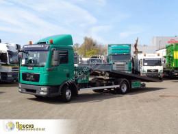 MAN car carrier truck TGL 8.220
