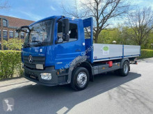 Camion plateau ridelles Mercedes Atego Atego 1323 4x2 Blatt - Blatt / E6/ ADR !!! / LBW