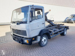 Camion Mercedes 814 4x2 4x2, Multilift City-Abroller polybenne occasion