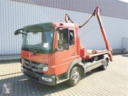 Camión Mercedes Atego 818 K 4x2 818 K 4x2, Tele-Absetzer multivolquete usado