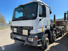 Camion Mercedes 3236 GRUE polybenne occasion