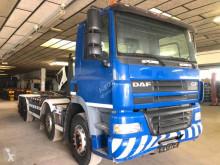 Camion DAF LF 55.220 SCARRABILE BALESTRATO ANTERIORE E PO scarrabile usato
