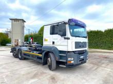 Camion scarrabile MAN TGA 26.440 SCARRABILE BALESTRATO ANTERIORE E P