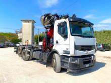 Kamion Renault Premium 450 SCARRABILE BALESTRATO ANTERIORE E PNEU vícečetná korba použitý