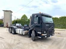 Camion Volvo FM12 420 SCARRABILE BALESTRATO ANTERIORE E P polybenne occasion