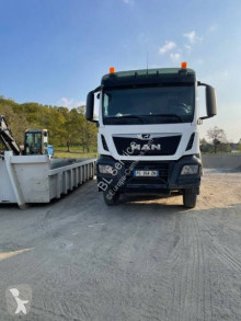 MAN TGS 35.430 truck used two-way side tipper