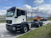 MAN TGA 26.440 truck used chassis