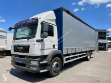 Camion MAN TGM 18.290 Teloni scorrevoli (centinato) usato