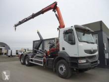 Lastbil Renault Kerax 430 DXI polyvagn begagnad