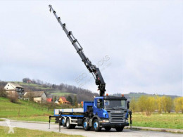 Camion Scania P 380 cassone standard usato