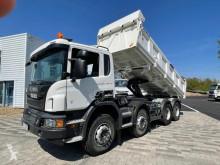 Camion Scania P 450 bi-benne occasion