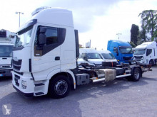 Iveco Stralis AS 190 S 42 FP-CM truck used container