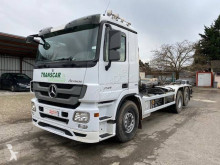 Mercedes Actros 2544 truck used hook arm system