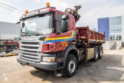 Camion ribaltabile trilaterale Scania P 340