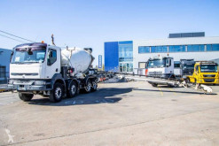 Renault Kerax 420 truck used concrete mixer