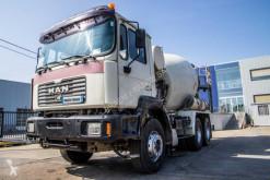 MAN betonkeverő beton teherautó 26.364