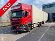 Scania mono temperature refrigerated trailer truck R 580