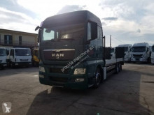 MAN heavy equipment transport truck TGX 26.360
