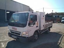 Mitsubishi Fuso scrap dumper truck Canter
